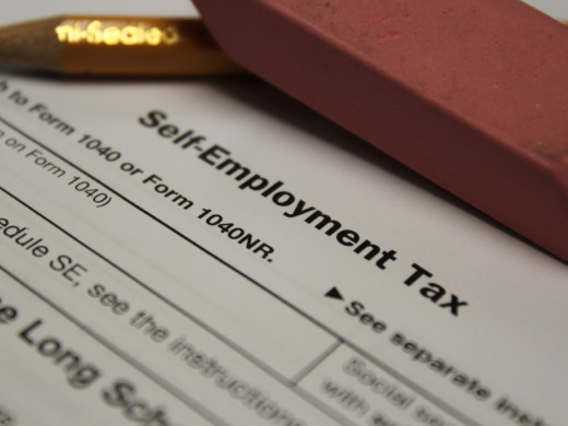 Self-employment means owing more taxes than people with traditional jobs, but also having access to more tax deductions.