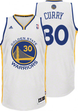 Golden State Warriors No. 30 Stephen Curry
