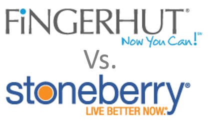 Fingerhit & Stoneberry are the two big brands in the catalog shopping space