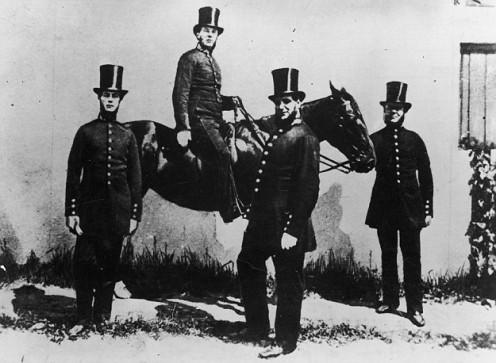 Victorian Horse Patrol