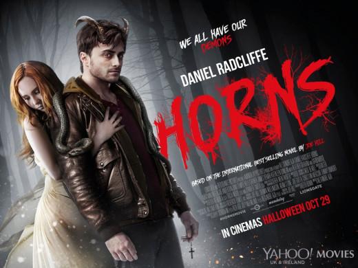 """Horns"" Movie Poster"