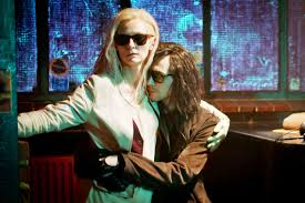 Only Lovers Left Alive: Tilda Swinton and Tom Hiddleston
