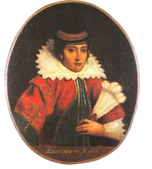 Pocahontas/Lady Rebecca