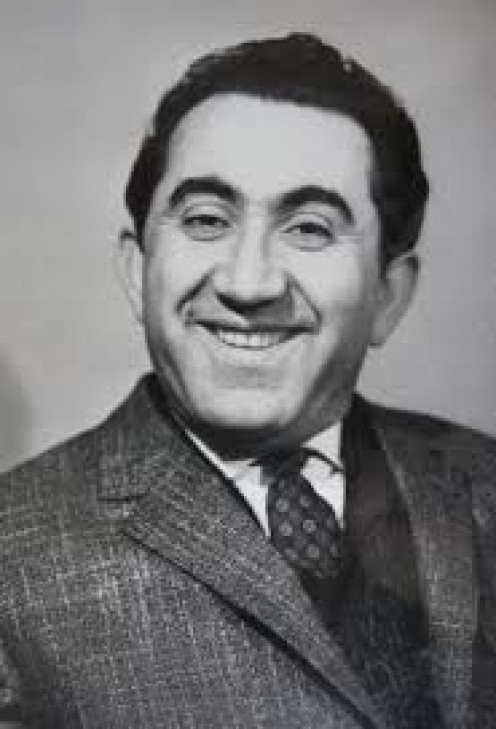 Tigran Petrosian (9th World Champion, 1963 - 1969