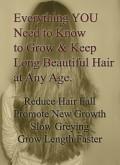 How to Grow Longer Healthy Hair