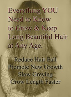 how to make my hair grow longer male
