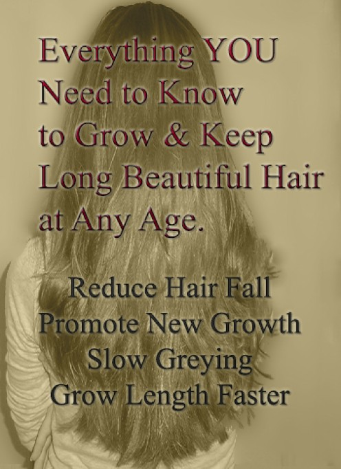 How to Grow Longer, Healthier Hair