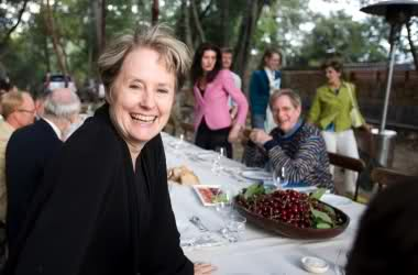 Master chef, Alice Waters