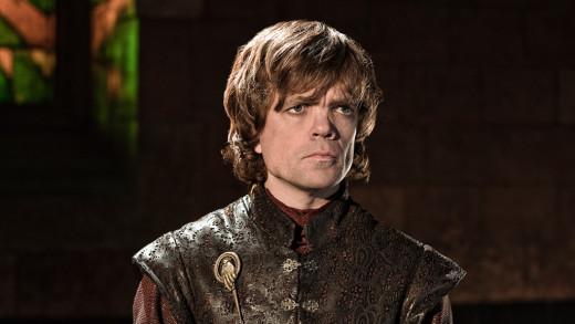 Tyrion. A secret Targaryen?