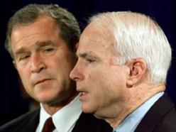 John McCain vs. John McCain  YouTube video
