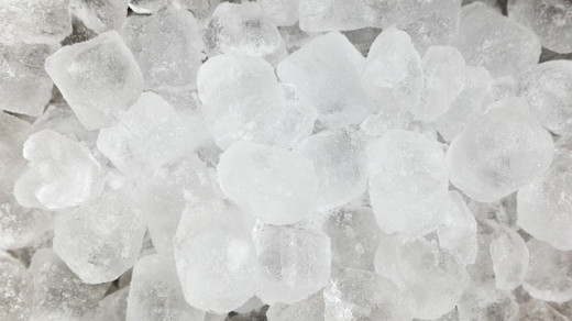 Ice (solid)