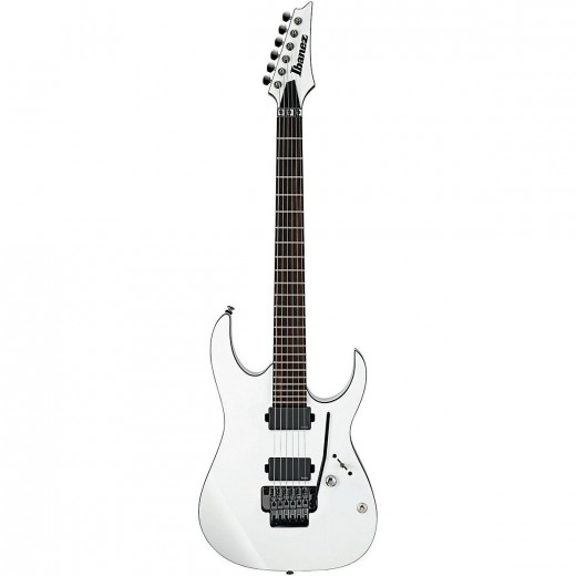The Iron Label RG: One of the best Ibanez guitars for metal.