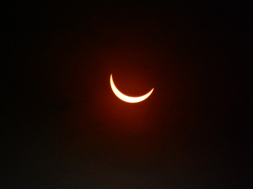 09:29 Solar eclipse, 2015.