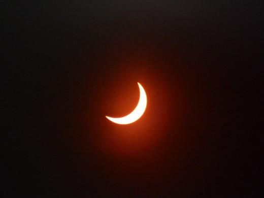 09:42 Solar eclipse, 2015.