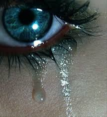 . . . if you can hear the song and words of a silent tear, then your heart will be easier . . .