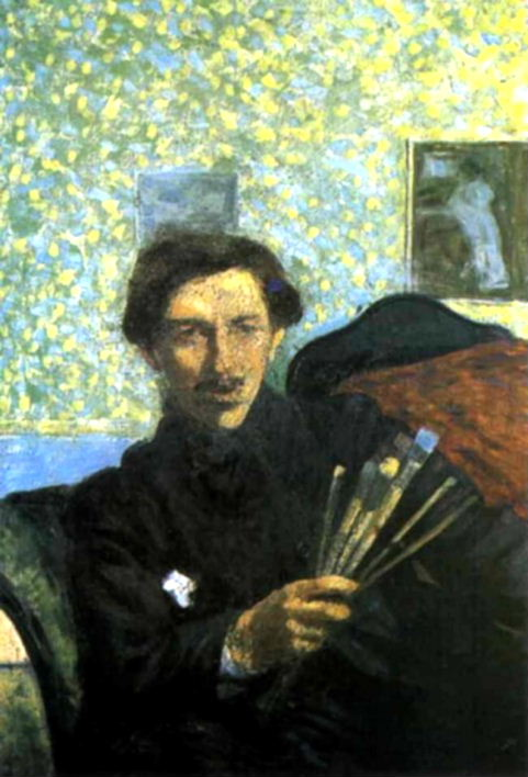 Umberto Boccioni, Futurists painter and sculpter, was born October 1882 and died in 1916