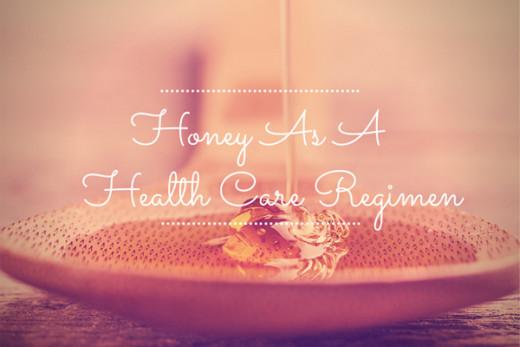 Honey improves health.