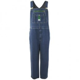 Liberty overalls were the Glenn's clothing of choice--not just one day, but year round
