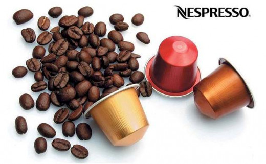 Nespresso cups are recyclable even if Keurig cups are not.