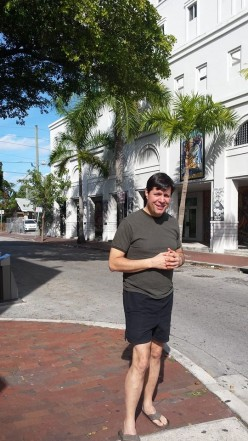 Key West: Parasailing, Speeding and Sex