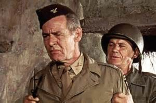 The Dirty Dozen is a film about the second World War and it features a great soundtrack as well as an intriguing plot.