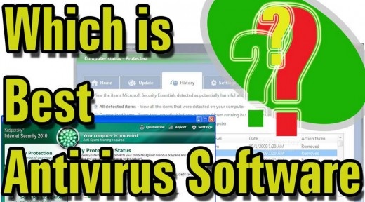 What to look for to findout which is the best antivirus for your PC