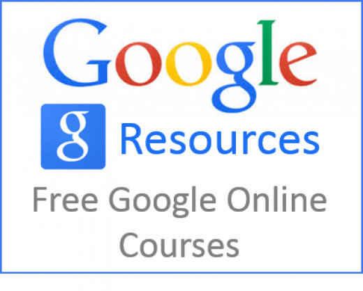 There are dozens of online courses that Google offers