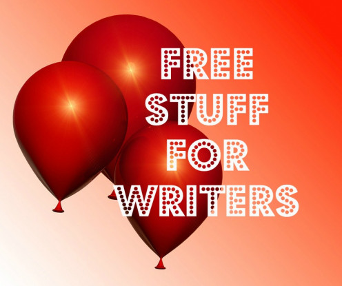 There is a lot of free stuff for writers to help them learn to write, edit, and get published.