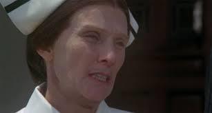 Cloris Leachman in High Anxiety.
