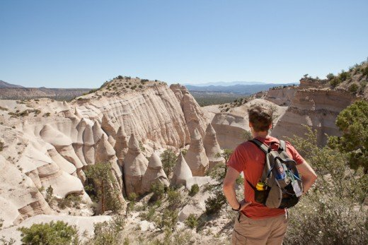 Tent Rocks - New Mexico Hiking