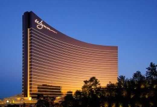 The Wynn Casino Hotel
