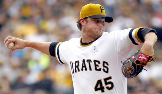Gerrit Cole hopes to become the Pirates ace in 2015.