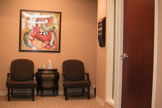 The reception area is where applicants sometimes lose points. Be careful what you say and do. You are being watched.