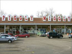Early Piggly Wiggly supermarket