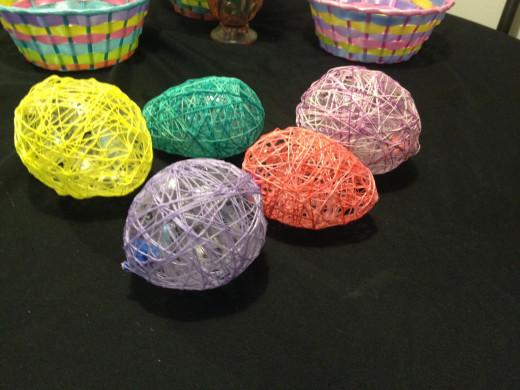 ModPodge Eggs