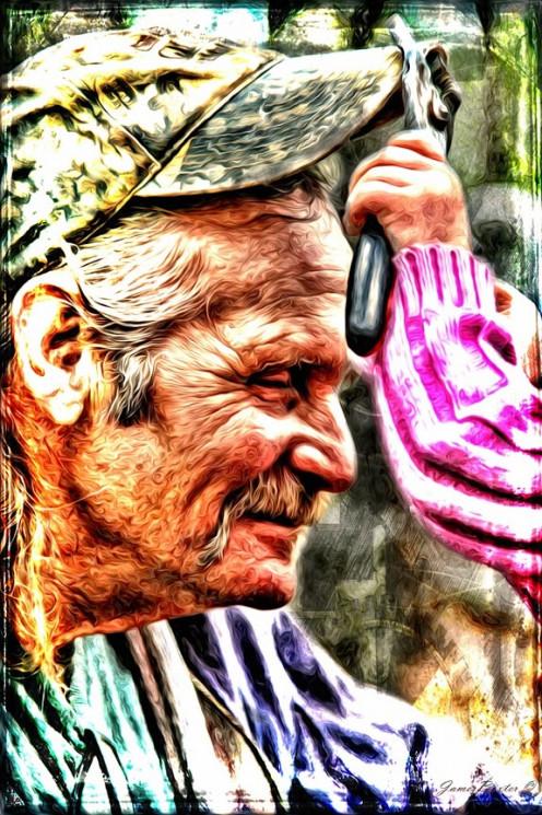 Grandpa's Joy