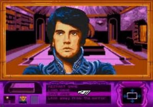 Dune is a Sega CD game that features RPG aspects mixed with action sequences.