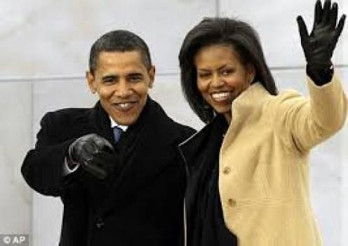 President and Mrs. Barack Obama