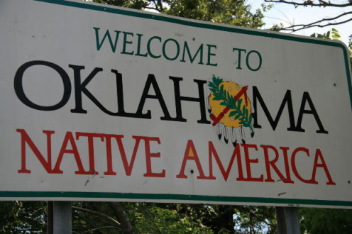 Many Indigenous Peoples are headquartered in Oklahoma.