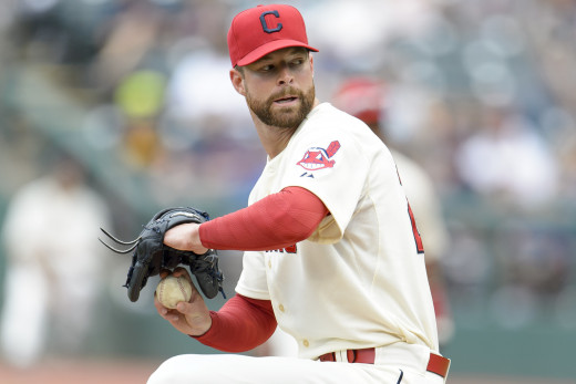 Can Corey Kluber back up his Cy Young Award with another strong season?