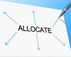 The New Word is Allocate!