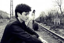 """""""Wish that train would hurry and get here."""""""