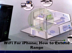 WiFi for iPhone; How to Extend Range
