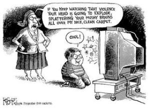 Be Aware of What Your Children are Viewing