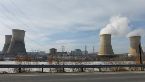 Major metropolitan areas of Philadelphia, Boston, and Washington DC are within 100 miles of the plant.