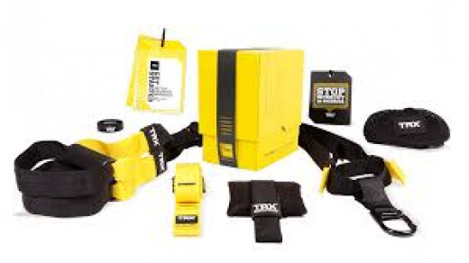 TRX Home bundle