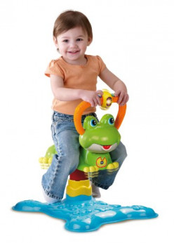 Great Indoor Toys for Young Toddlers