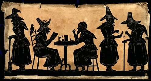 Famous Witches of the European Witch Trials