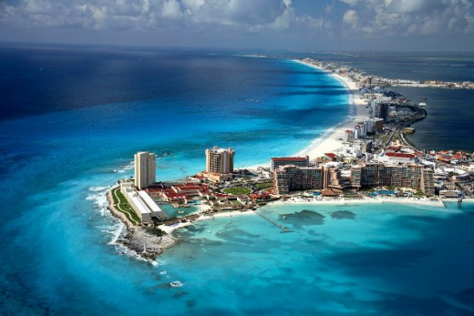 Cancun Experiences Lower Rainfall During November Than Many Eastern Caribbean Destinations