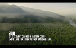 3:13 Shot of Congo Scenery (1st of montage scene)